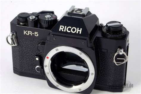 Kamera Pentax K 5 ricoh kr 5 analoge slr kamera pentax k bajonett 1401874 ebay