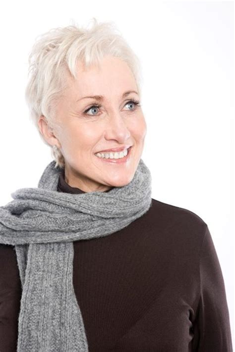 seniors with silver hair 50 gorgeous hairstyles for gray hair