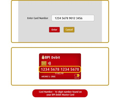 prepaid mastercard cvv prepaid debit card bpi howtoviews co
