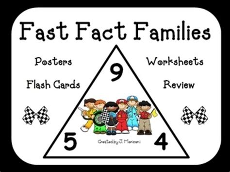printable triangle flash cards addition subtraction number names worksheets 187 fact family triangle worksheets