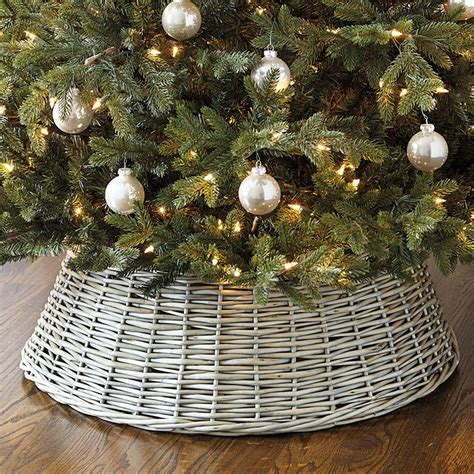 willow christmas tree basket ballard designs