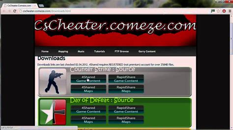 how to install css textures for gmod 13 how to download counter strike source textures for gmod
