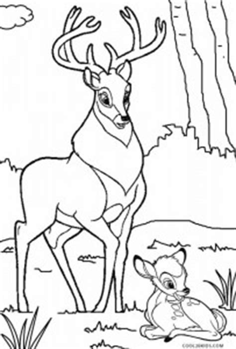Printable Bambi Coloring Pages For Kids   Cool2bKids