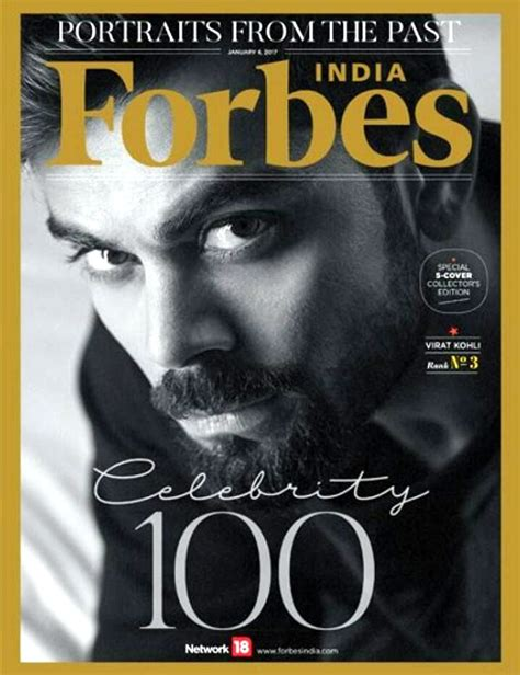 Forbes India Magazine October 27 2017 Issue Get Your Digital Copy by Virat Anushka Akash Ambani Vote For 2017 S Cover Rediff Get Ahead