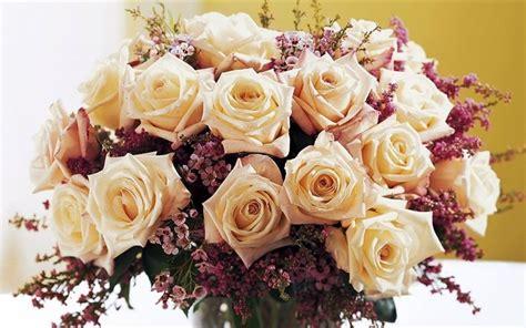 foto di mazzi di fiori bellissimi scarica sfondi un mazzo di beige rosa bellissimi