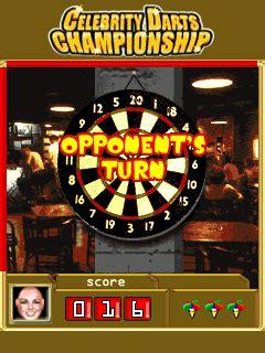celebrity java games celebrity darts chionship java game for mobile