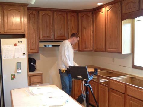 Templating Countertops by Krehling Industries Services Digital Templating