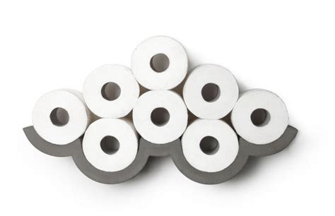 clever toilet paper holders clever concrete cloud toilet paper holder design milk