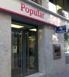 banco popular dividendo banco popular elevar 225 el dividendo a partir de 2016