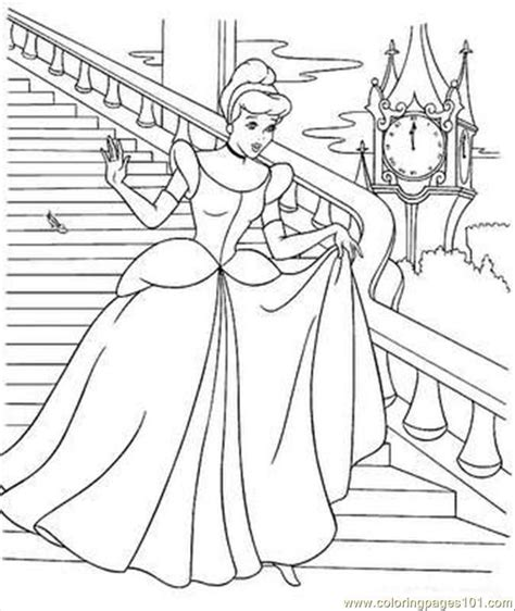 cinderella coloring pages online free games free printable cinderella coloring pages coloring home