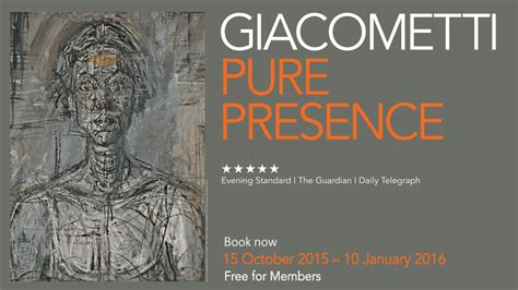 libro giacometti pure presence what s on national portrait gallery
