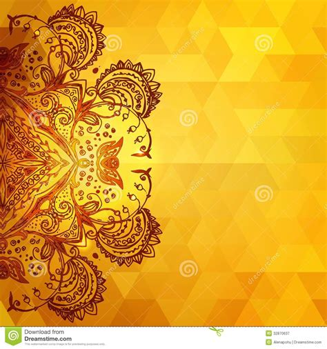 invitation card background templates template for invitation card background gold stock vector