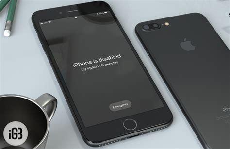 unlock disabled iphone  passcode  tenorshare ukey