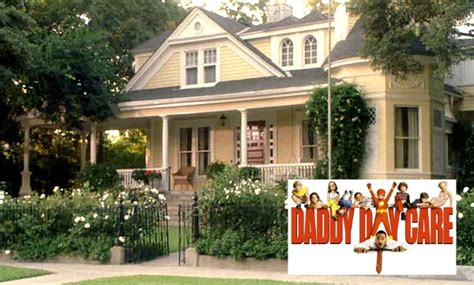 in house daycare eddie murphy s yellow house in quot daddy day care quot hooked on houses