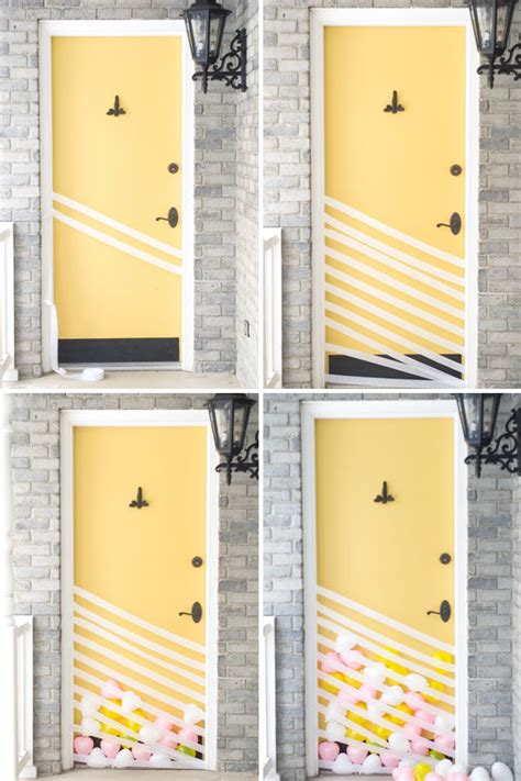 Diy Room Door Decor by Diy Balloon Door Decoration Pictures Photos And