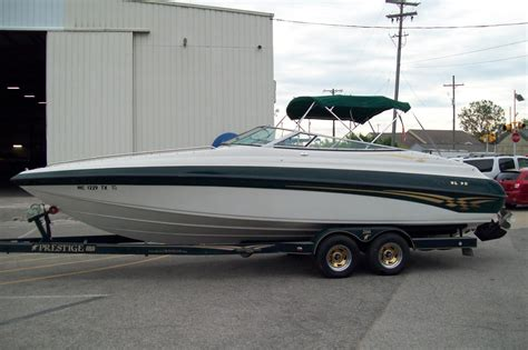 boats for sale in spring lake mi 2000 used crownline 266 br bowrider boat for sale