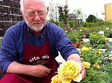 carlo pagani giardiniere 171 viva la terra 187 il maestro giardiniere pagani e le 171