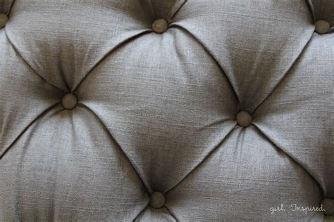 how to make a upholstered headboard with buttons how to make an upholstered headboard inspired