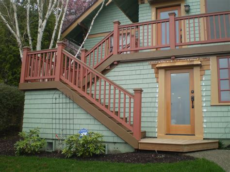 do your outside stairs add to your home or detract from it