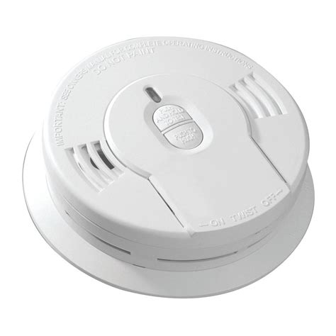 strobe light smoke alarms first alert brk photo electric hardwired smoke detector