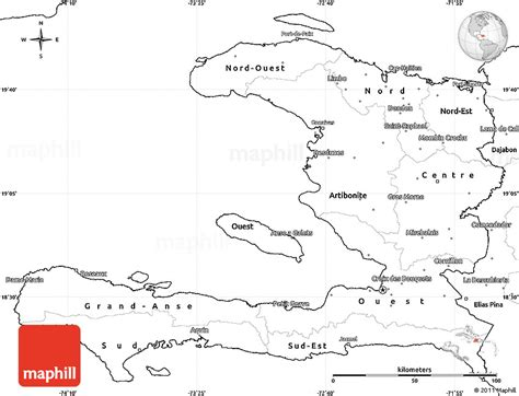 simple map coloring page haiti pictures colouring pages