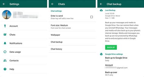 whatsapp backup android how to transfer whatsapp messages from android to android