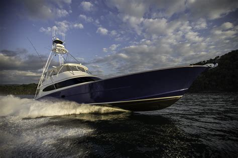 bayliss boats bayliss 90 singularis custom sportfishing boat