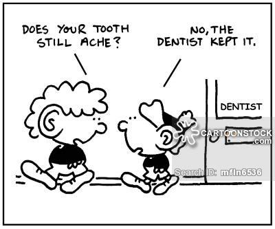 Toothache Meme - tooth ache cartoons and comics funny pictures from