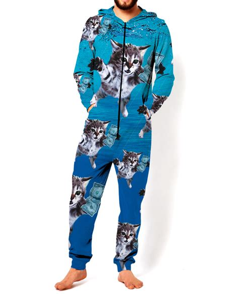Jumpsuit Cat cat cobain jumpsuit