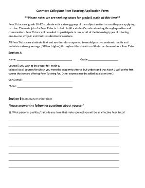 Canmore Collegiate High School - Fill Online, Printable