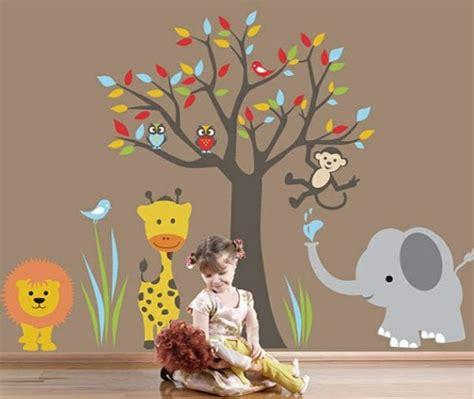 babyzimmer wanddeko babyzimmer wandgestaltung 15 wanddeko ideen mit tieren