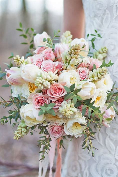 25 best blush wedding bouquets ideas on blush wedding flowers blush flowers and
