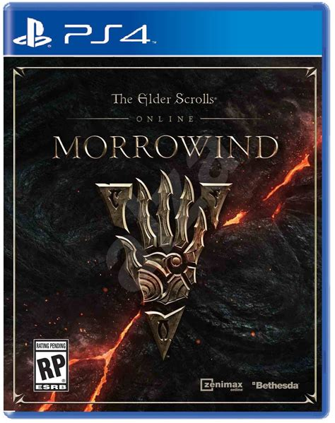 elder scrolls for console the elder scrolls morrowind ps4 console