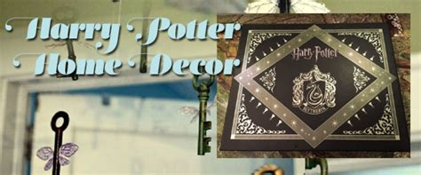 harry potter house decor geek chic harry potter home d 233 cor that s normal