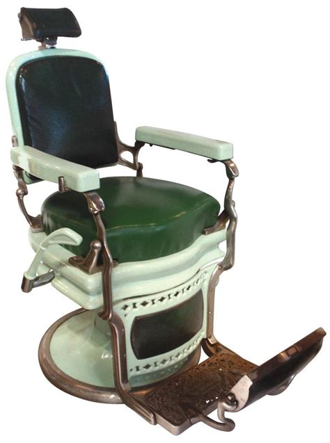 Koken Barber Chair Models by Keyboard And Trackpad Holder With Compartment Underneath