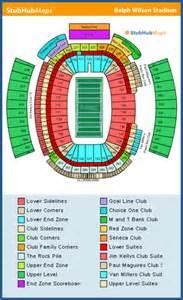ralph wilson stadium family section