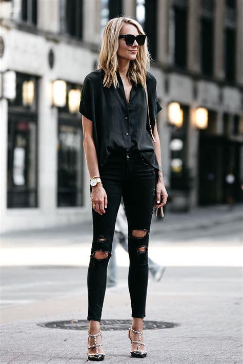 Black Fashion Shirt the most versatile black shirt fashion jackson