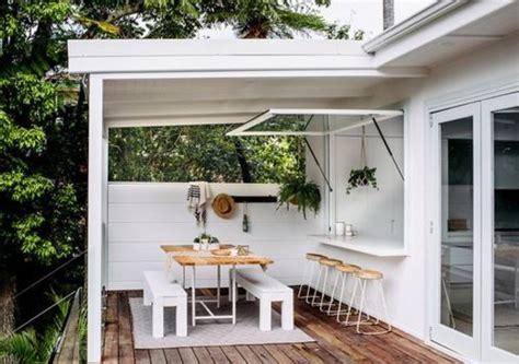 Desain Dapur Luar Ruang | 17 desain dapur dan ruang makan kombinasi simpel