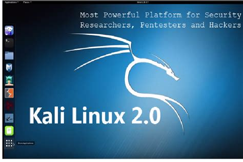 imagenes virtuales de kali linux kali linux 2 0 distro linux especializada en seguridad y