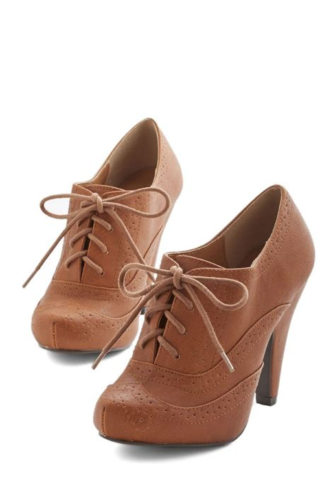 17 best ideas about brown high heels on