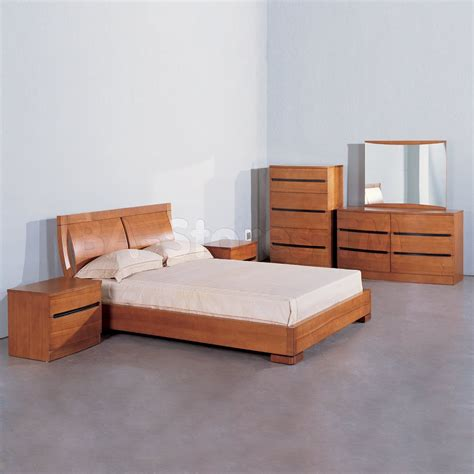 real wood bedroom set sale 2230 00 maya 5 pc solid wood platform bedroom set