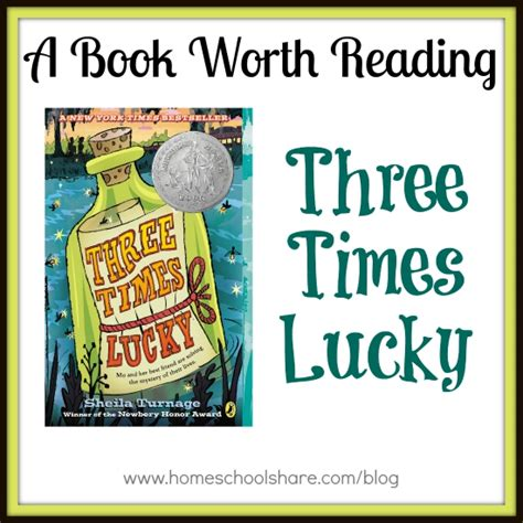 lucky books three times lucky homeschool