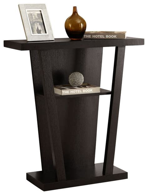 monarch hall console table monarch specialties 2540 32 inch hall console accent table