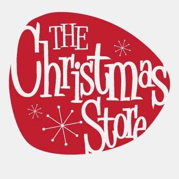 the christmas store logo the christmas store came to me