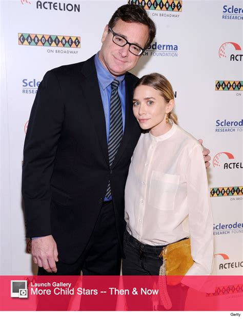 full house dad ashley olsen reunites with quot full house quot dad bob saget toofab com