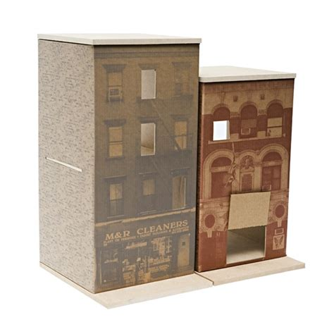 cardboard dolls house 22 best images about dinky town on pinterest