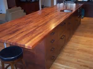 mesquite custom wood countertops butcher block