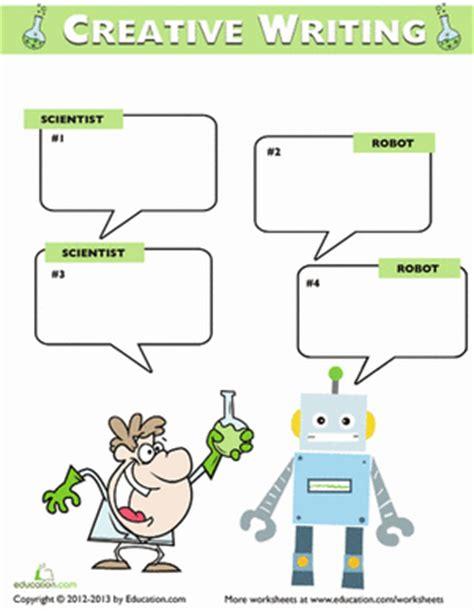 write the dialogue worksheet education com