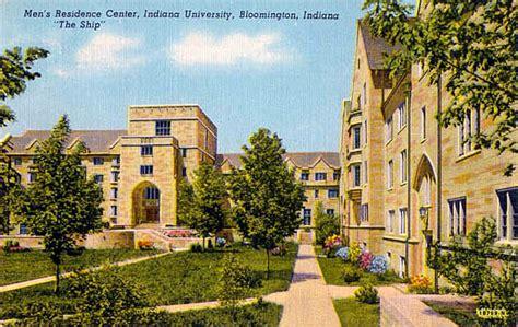 Iub Find Indiana Bloomington Dorms