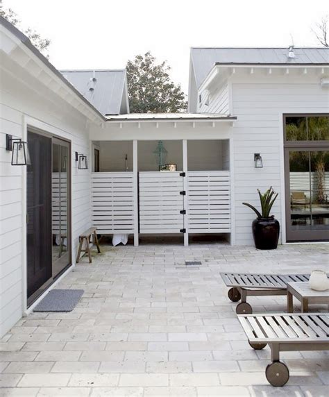 outdoor bathroom for pool chic outdoor showers house